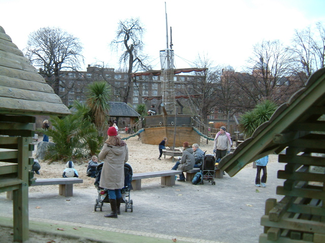 Lady Diana Princess Of Wales Memorial Playground