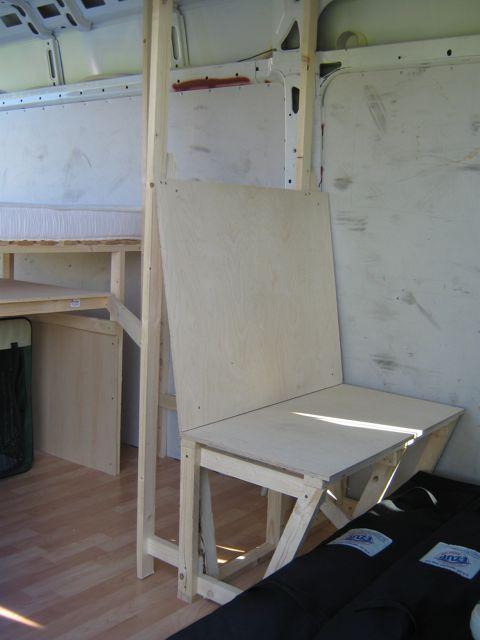 Hecktür die Zweite und Sitzbank