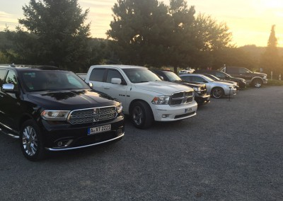 Dodge Day 2015