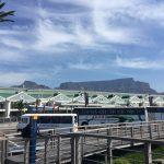 Mall mit Tafelberg